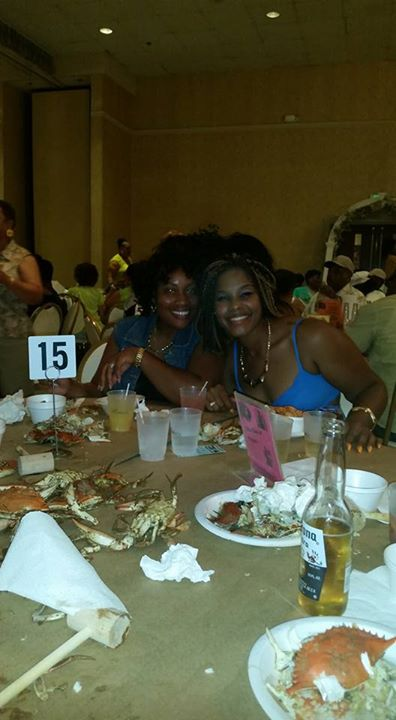 Baltimore crab feast 2016 at michael 39 s eighth avenue glen for Michaels arts and crafts virginia beach