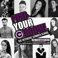 Find Your Groove  The Intensive Summer School
