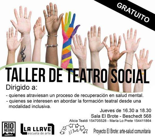 Taller de Teatro Social