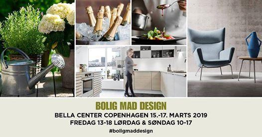 Bolig Mad Design messe i Kbenhavn 2019