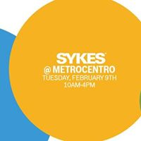 SYKES AT METROCENTRO