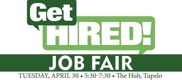 Tupelo Night Job Fair at Daily Journal, Tupelo
