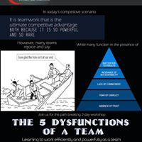 Workshop on the 5-Dysfunctions of a Team