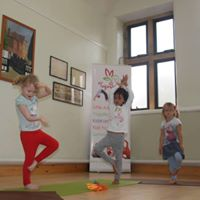 YogaBelliesKidz Juniors (3-10yrs) Knighton Class - Kids Yoga