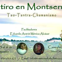 Retiro en Montserrat Tao-Tantra-Chamanismo