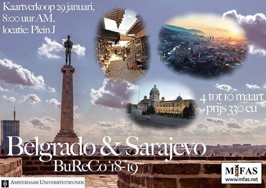 BuReCo Belgrado & Sarajevo