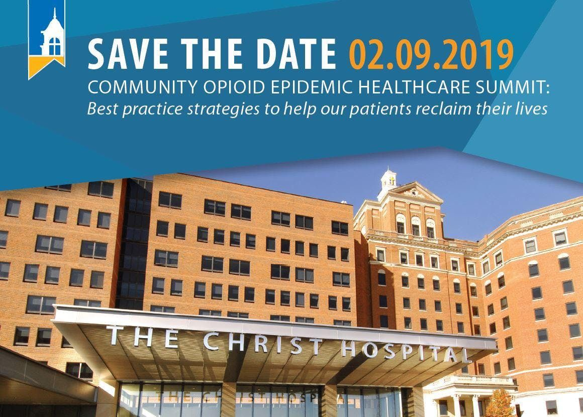Community Opioid Epidemic Healthcare Summit