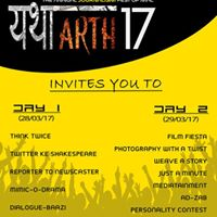 Yatharth17 - The Annual Journalism Fest of MAC