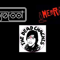 Werefoot-Merrows-The Dead Chachis live at Maks