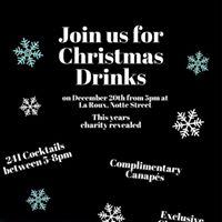 PJLD Christmas Drinks