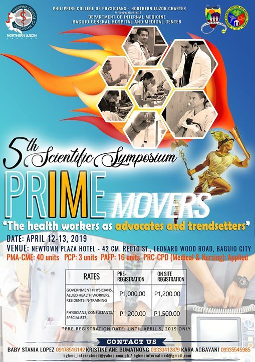 PrIMe movers The Health Workers as Advocates and Trendsetters