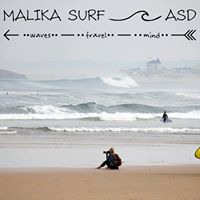 Malika SURF YOGA CAMP goes to . .