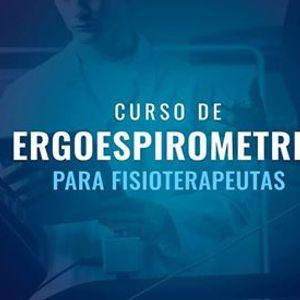 Curso de Ergoespirometria para Fisioterapeutas