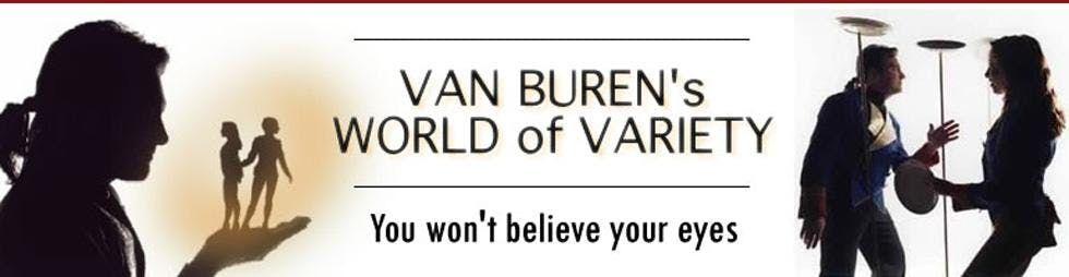 An evening with Andrew Van Buren