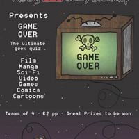 Game over the geek quiz