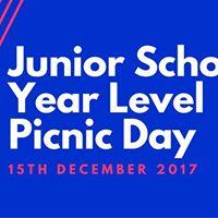 Junior School Year Level Picnic Day