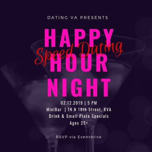 speed dating in alexandria va