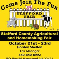 Stafford County Agricultural and Homemaking Fair