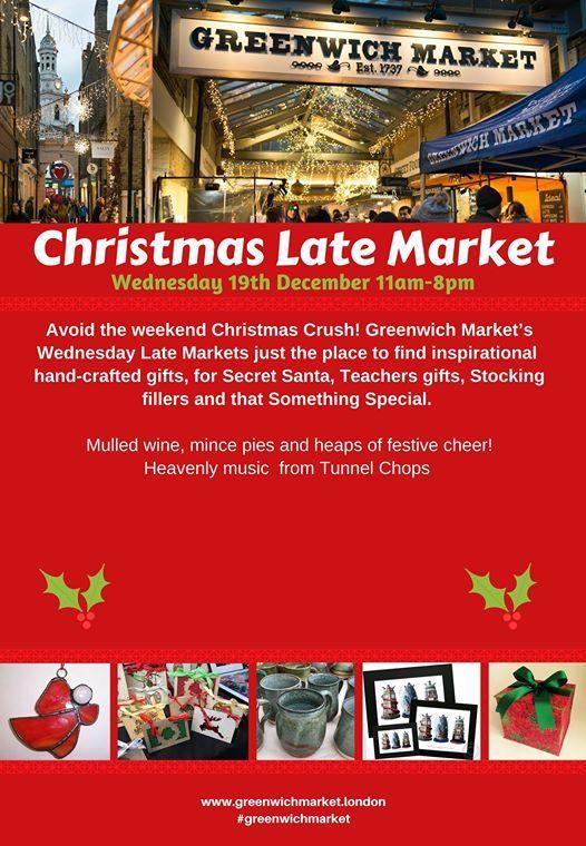 72c4cdeef59609 Christmas Late Market at Greenwich Market5B Greenwich Market