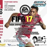 Geek Empire Fifa17 5.2 Legacy Tournament