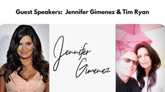 Guest Speakers: Jennifer Gimenez & Tim Ryan