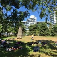 Morning Yoga by Arisa 729 (Sat) 10am-11am