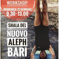 Workshop con Dado Penta