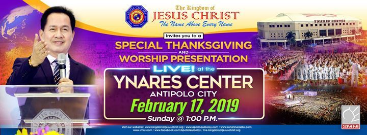 Special Thanksgiving and Worship Presentation