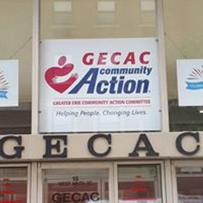 GECAC    Greater Erie Community Action Committee