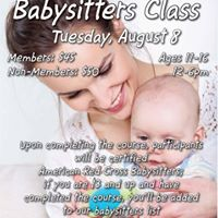 Babysitters Class