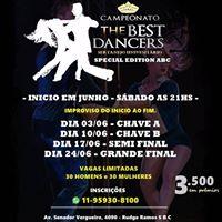 Abertura do campeonato The Best Dancers