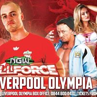 Live Wrestling at the Liverpool Olympia