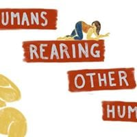 A Night of Parenting-Themed Comedy Humans Rearing Other Humans