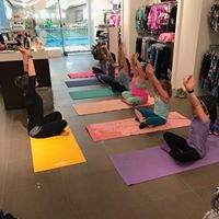 Drop-In Yoga at Southcentre Triple Flip