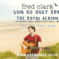 Fred Clark Royal Albion Gig