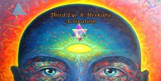 Third Eye  Merkaba Activation