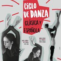 Ciclo de Danza Clsica y Espaola y Clasijazz Little Ballet