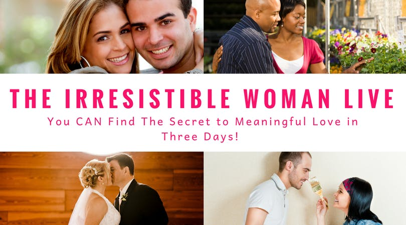 the irresistible woman
