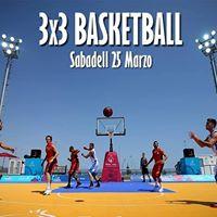 3x3 Basket Championship  Sabadell