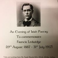 An Evening of Irish Poetry
