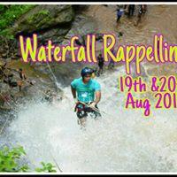 Sumeru Trekkers invites you for Waterfall Rappelling at Bekare