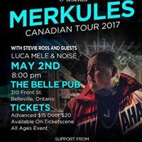 Merkules Canadian Tour - Belleville