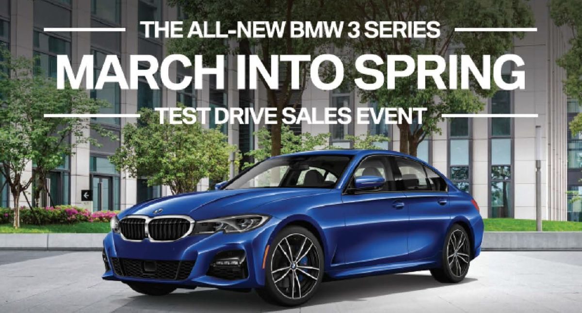 Global Imports BMW Driving Event