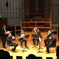 An evening with Curzon Brass