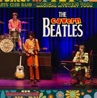 The Cavern Beatles - 50th anniversary of the summe of love