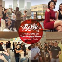 Rooftop Salsa Year-End Party 2017