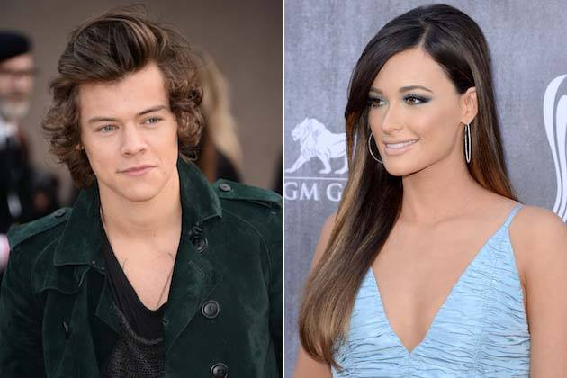 Harry Styles & Kacey Musgraves - New York NY