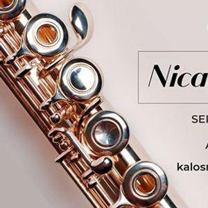 Nicaulis Alliey. Flute Concert