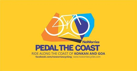 Pedal The Coast Pune Goa Bicycle Ride Jan 2019