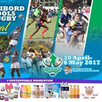 Dairibord Schools Rugby Festival 2017 (30 April-6 May)